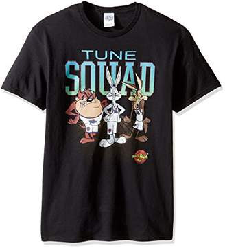 Warner Brothers Men's Tune Squad Space Jam T-Shirt