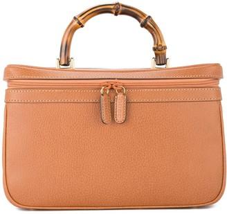 Gucci Pre-Owned Bamboo Line handbag