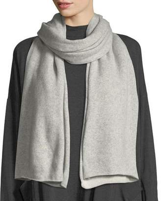Eileen Fisher Recycled Plaited Cashmere Scarf