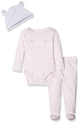 Mothercare Baby Girls' Squeak Clothing Set,(Manufacturer Size: 62 cm)