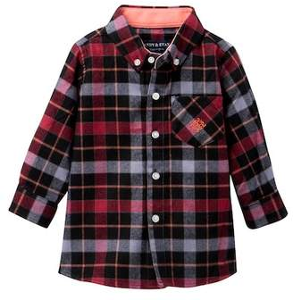 Andy & Evan Plaid Flannel (Baby Boys)