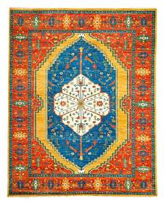 Adina Collection Oriental Rug, 8'1 x 9'10
