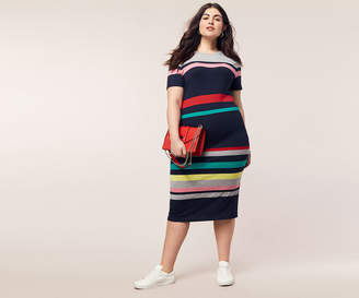 538e46f885 Stripe Tube Dress - ShopStyle UK