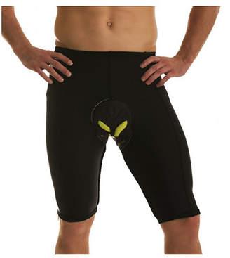 INSTA SLIM Insta Slim Men's Compression Padded Cycling Shorts
