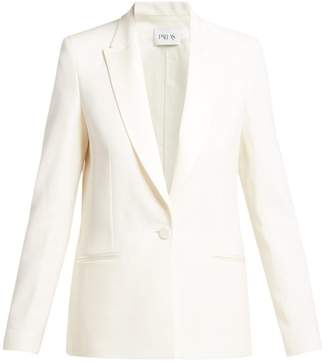 Pallas X Claire Thomson Jonville X Claire Thomson-jonville - Dandy Single Breasted Blazer - Womens - Ivory
