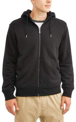 George Men's Sherpa Hoodie Up To Size 5Xl