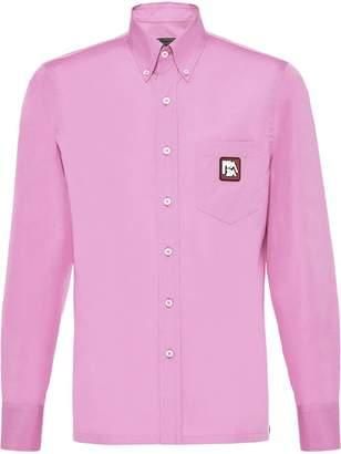 Prada classic poplin shirt