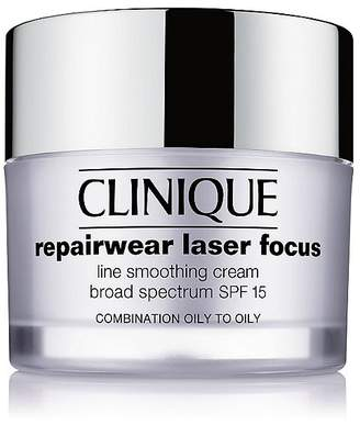 Clinique Repairwear Laser Focus SPF 15 Line Smoothing Cream - Combination Oily to Oily