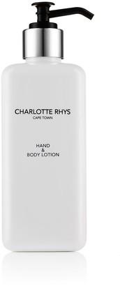 Charlotte Rhys Hand & Body Lotion 300Ml Bergamot & Lime