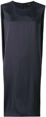 Peserico sleeveless shift dress