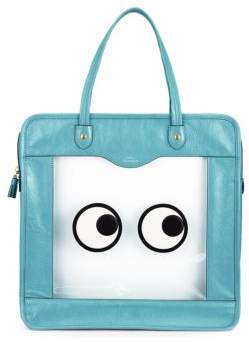 Anya Hindmarch Rainy Day Eyes Tote