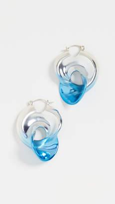 Ellery Asoka Ombre Liquid Earrings