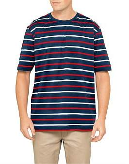 Paul & Shark Nautical Stripe Tshirt
