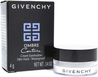 Givenchy 0.14Oz Top Coat Blanc Satin Ombre Couture Cream Waterproof Eyeshadow