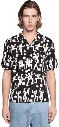 Carhartt World Party Printed Viscose Shirt