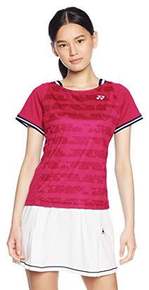 Yonex (ヨネックス) - (ヨネックス) YONEX テニス・バトミントンウェア シャツ 20383 [レディース] 20383 248 ダークピンク L