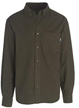 Woolrich Men's Sportsman Chamois Shirt Modern Fit
