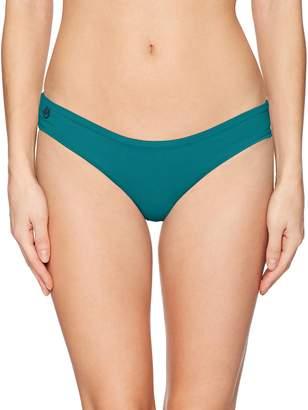 Maaji Women's Reversible Sublime Cheeky Cut Bikini Bottom Swimsuit