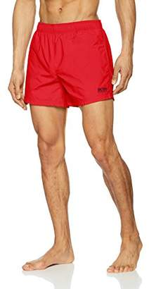 BOSS Men's Perch Short, (Medium Red 613), X