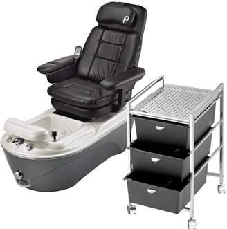 Equipment Pibbs PS94 Anzio Pedicure Spa with FREE Pedi Cart