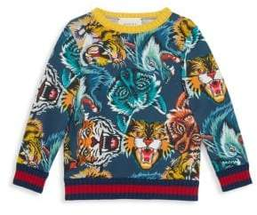 Little Boy's & Boy's Caspian Cotton Sweatshirt