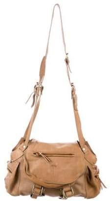 Jérà ́me Dreyfuss Leather Twee Crossbody Bag Brown Jérà ́me Dreyfuss Leather Twee Crossbody Bag