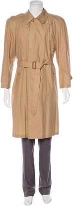 Burberry Vintage House Trench Coat