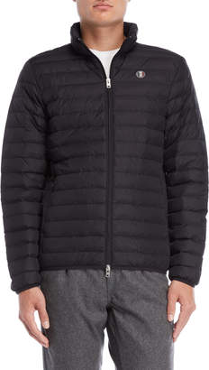 Serge Blanco Quilted Packable Jacket