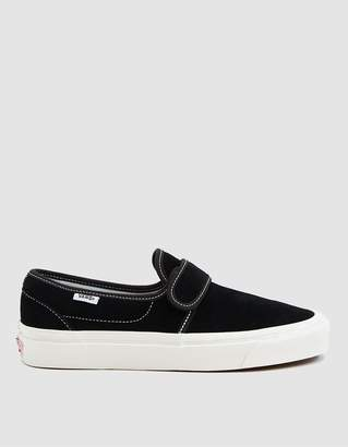 Vans Slip-On 47 V DX Sneaker in Black