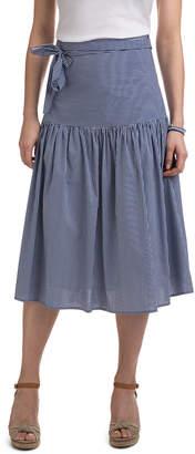 Vineyard Vines Shirting Stripe Woven Skirt