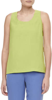 Go Silk Easy-Fit Silk Tank, Plus Size