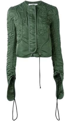 J.W.Anderson drawstring detail jacket