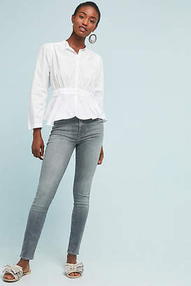 Mother The Looker Ultra High-Rise Skinny Jeans
