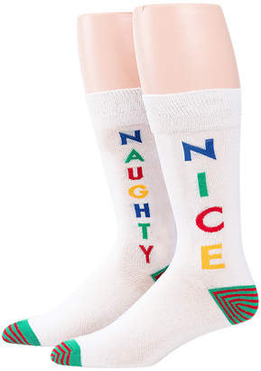 RECKLESS Reckless Holiday 1 Pair Crew Sock-Mens