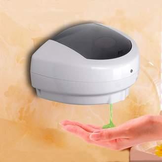 ABS by Allen Schwartz Meigar 500ML Automatic Wall Mount Sensor Soap Dispenser Hands Free Wash Machine