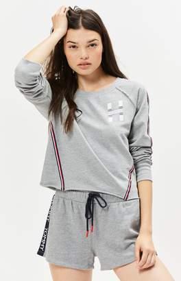 Tommy Hilfiger Cropped Pullover Sweatshirt