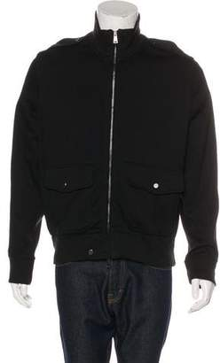 Ralph Lauren Black Label Zip-Up Eisenhower Jacket