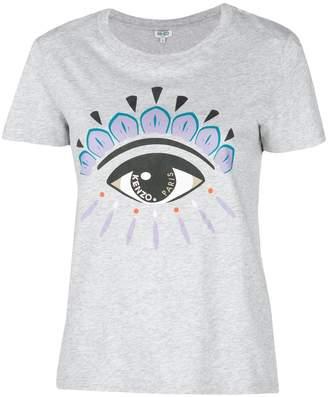 Kenzo eye print T-shirt
