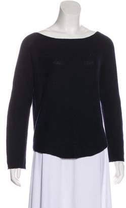 Vince Bateau Neck Knit Sweater