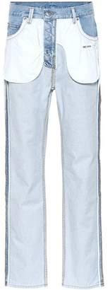 Helmut Lang Straight-leg jeans