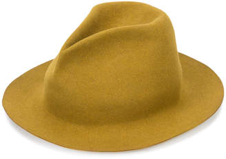 Horisaki Design & Handel burnt edge hat