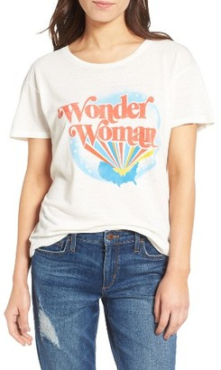Women's Junk Food Wonder Woman Graphic Tee $52 thestylecure.com