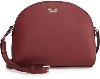Kate Spade Cameron Street Large Hilli Leather Crossbody Bag
