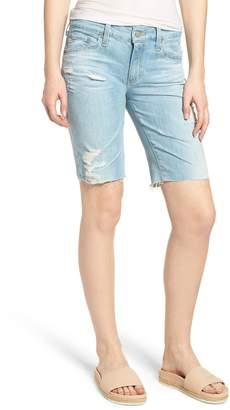 AG Jeans Nikki Denim Shorts