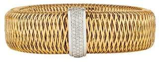 Roberto Coin 18K Diamond Primavera Bracelet