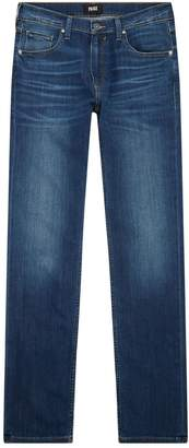 Paige Federal Indigo Slim Fit Jeans