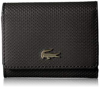 Lacoste Women's Small Trifold Wallet