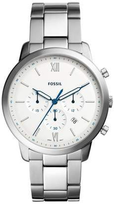 Fossil Neutra Chronograph Bracelet Watch, 44mm