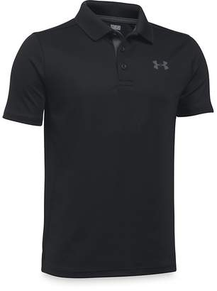 Under Armour Boys' Performance Polo - Big Kid