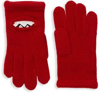 Portolano Kids Boy's Knit Gloves